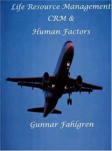 9780975481882: Life Resource Management CRM & Human Factors