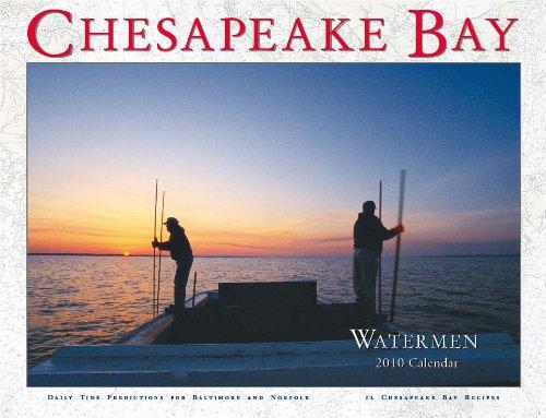 9780975484241: 2010 Chesapeake Bay Watermen Wall Calendar