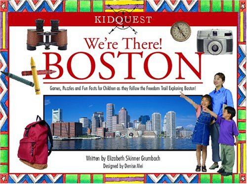 9780975487501: We're There! Boston