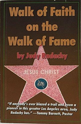 Walk of Faith on the Walk of: Judy Radachy
