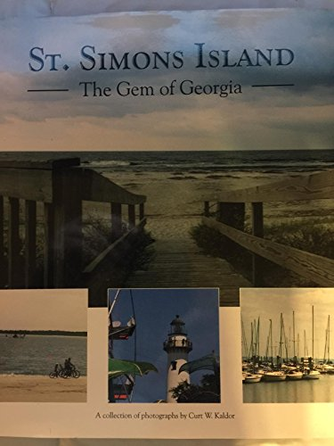9780975490907: St. Simons Island (The Gem of Georgia: A collection of photographs)