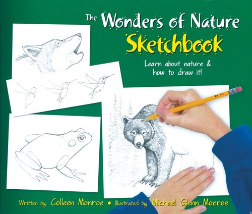9780975494219: The Wonders of Nature Sketchbook: Learn About Nature and How to Draw It
