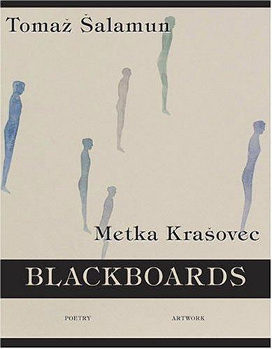 Blackboards (Poet/Artist Collaboration Series): Salamun, Tomaz