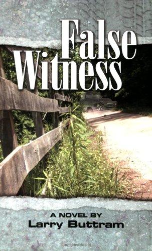 9780975503003: False Witness