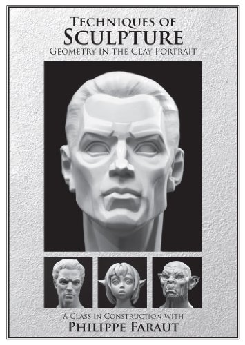 9780975506578: Techniques of Sculpture: Geometry in the Clay Portrait