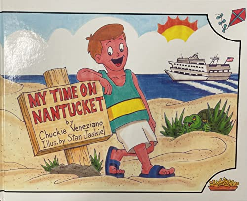 9780975507803: My Time On Nantucket
