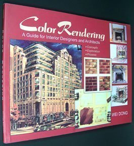 9780975508909: Color Rendering : A Guide for Interior Designers and Architects
