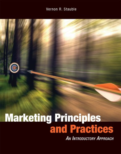 9780975514351: Marketing Principles and Practices (An Introductory Approach)