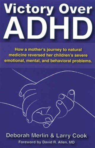 9780975536179: Victory Over ADHD