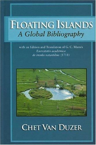 9780975542408: Floating Islands: A Global Bibliography