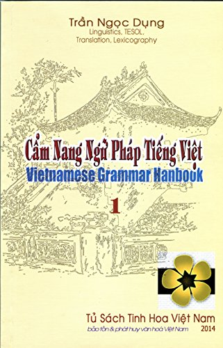9780975550274: Cẩm Nang Ngữ Pháp Tiếng Việt