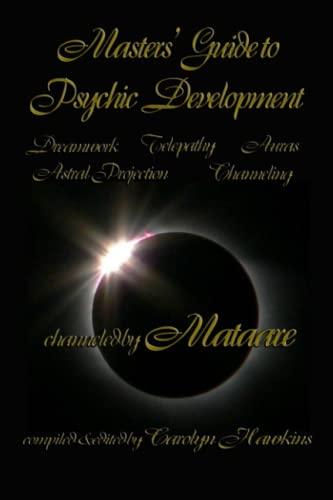 9780975554685: Masters' Guide to Psychic Development