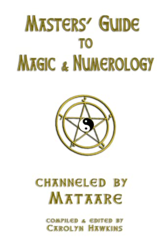 9780975554692: Masters' Guide to Magic and Numerology