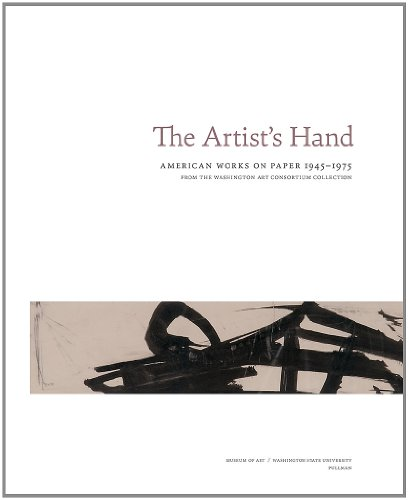 The Artist's Hand: American Works on Paper 1945-1975: Bruce, Chris, Wright, Virginia