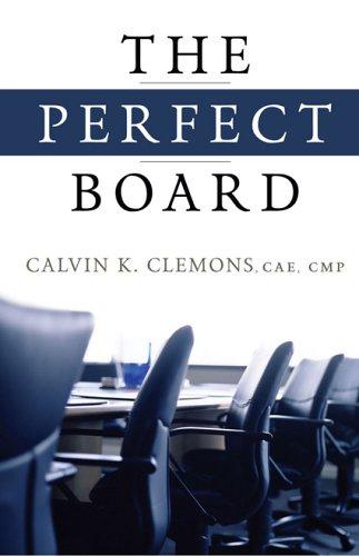 9780975592274: The Perfect Board