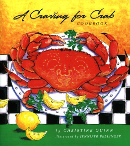9780975592908: A Craving for Crab Cookbook