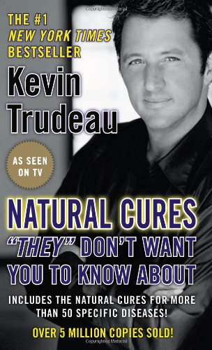 """9780975599594: Natural Cures """"They"""" Don't Want You to Know About"""