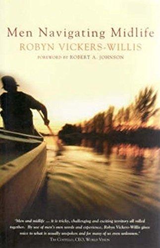 Men Navigating Midlife (Paperback): Robyn Vickers-Willis