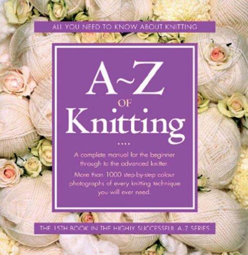 9780975709443: A-Z of Knitting