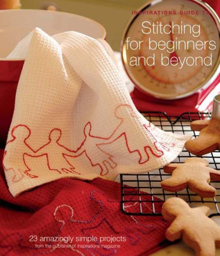 """Inspirations"" Guide to Stitching for Beginners and Beyond"