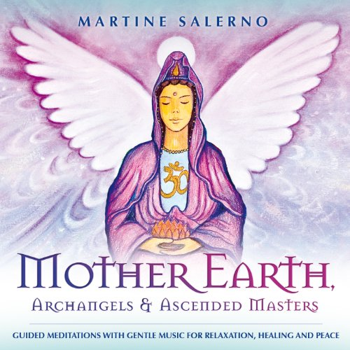 9780975768396: Mother Earth Archangels and Ascended Masters: Guided Meditations with Gentle Music