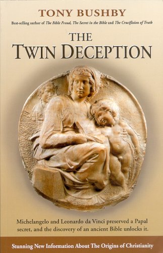 The Twin Deception (9780975795347) by Tony Bushby