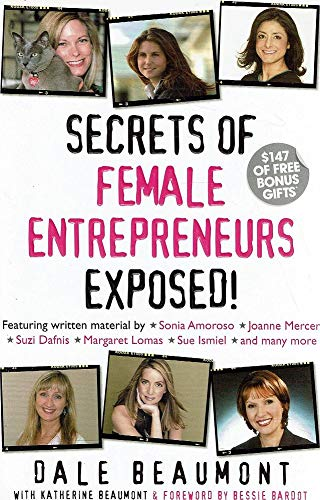 9780975797440: secrets of femaile entrepreneurs exposed!