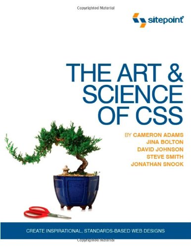 The Art and Science of CSS: Jonathan Snook and