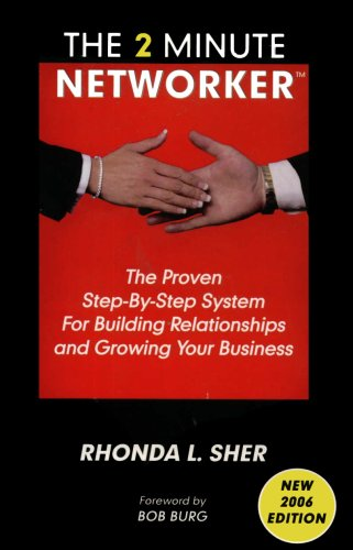 9780975857403: The 2 Minute Networker: The Proven Step-By-Step System for Building Relationships and Growing Your Business