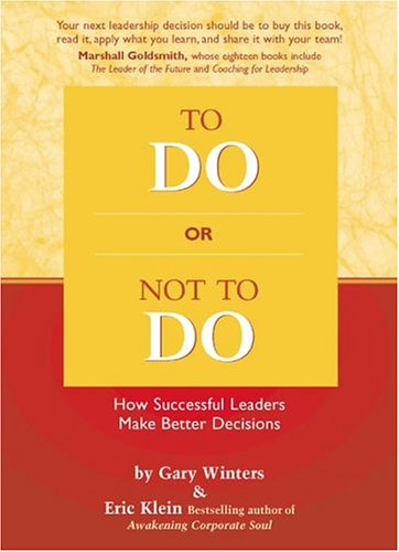 how to make decisions book