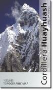 9780975860601: Cordillera Huayhuash 1:50,000 Topographic Map