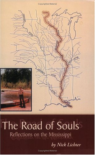 9780975861509: The Road of Souls: Reflections on the Mississippi