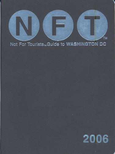 Washington (Not for Tourists): Pirone, Jane