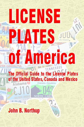 9780975880586: License Plates of America
