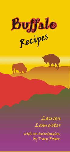 9780975897522: Buffalo Recipes