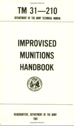 9780975900901: Improvised Munitions