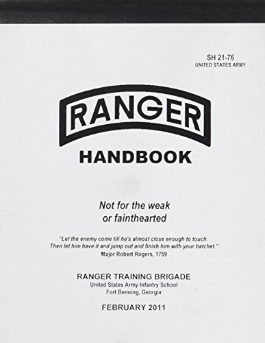 U.S. Army Ranger Handbook SH 21-76: Pentagon U.S. Military