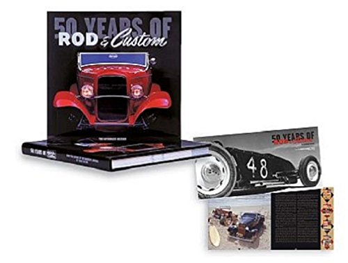 9780975903216: 50 Years of Rod & Custom, The Authorized History