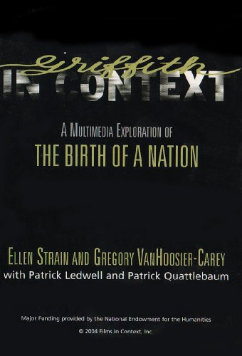 Griffith in Context: A Multimedia Exploration of: Strain, Ellen; VanHoosier-Carey,