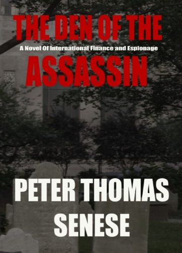 Den Of The Assassin: Thomas, Peter