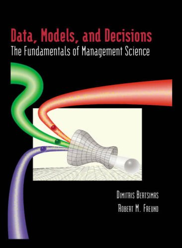 9780975914601: Data, Models, and Decisions: The Fundamentals of Management Science