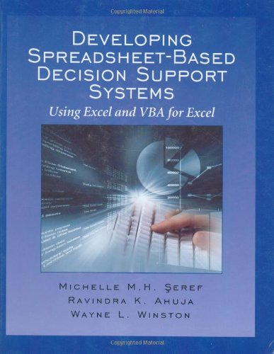9780975914656 developing spreadsheet based decision support systems edition first hardcover isbn
