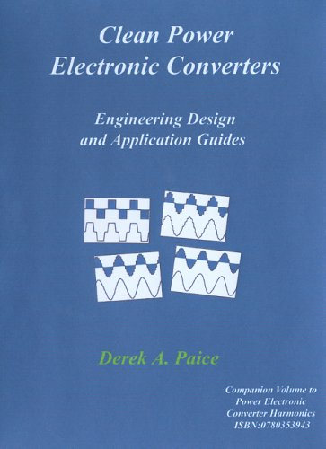 9780975927403: Clean Power Electronic Converters