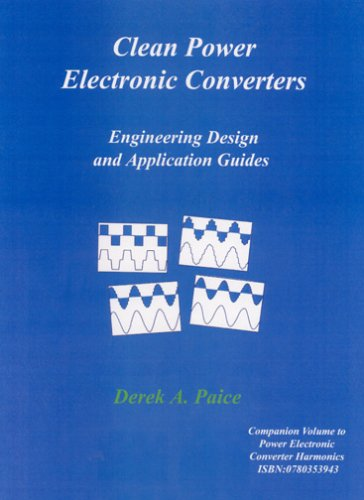 9780975927410: Clean Power Electronic Converters