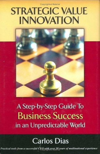 9780975928943: Strategic Value Innovation