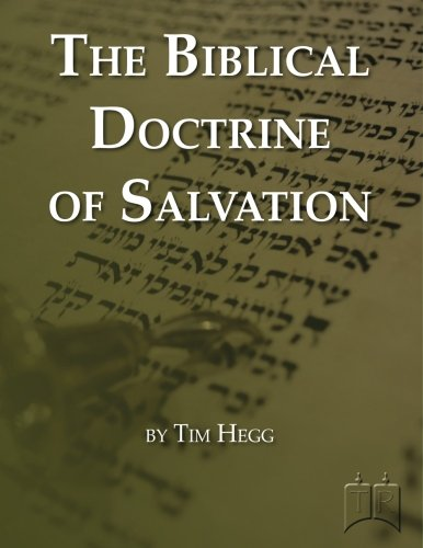 9780975935958: The Biblical Doctrine of Salvation: A Soteriology Course Syllabus
