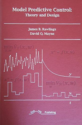 9780975937709: Model Predictive Control Theory and Design