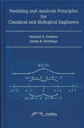 Modeling and Analysis Principles for Chemical and: Michael D. Graham