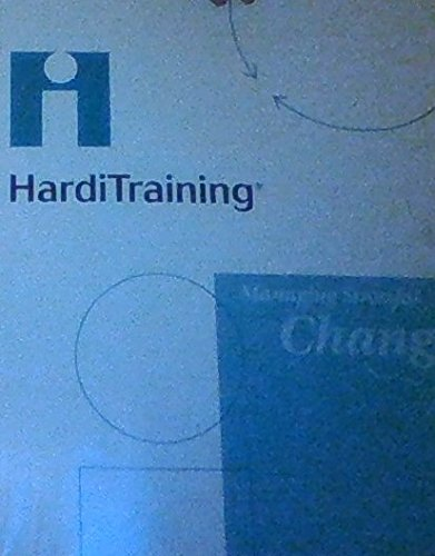 9780975938409: HardiTraining: Managing Stressful Change