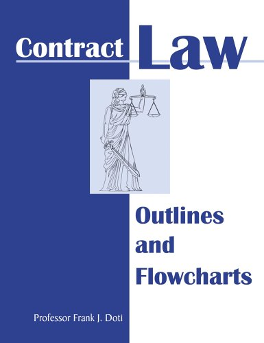 9780975946558: Contract Law Outlines & Flowcharts